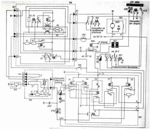Рис. 4 Принципиальная схема